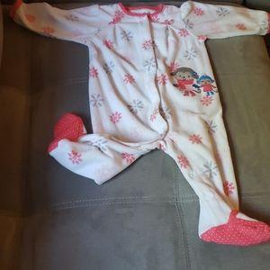 Carter toddler pajamas